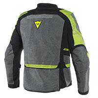 Dainese Solarys Jacket Black Yellow Fluo