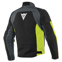 Dainese Speed Master D-dry Jacket Black Yellow