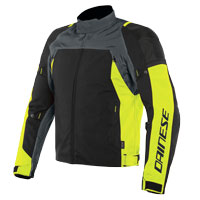 Giacca Dainese Speed Master D-dry Nero Giallo