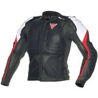 Dainese Sport Guard Nero Bianco Rosso