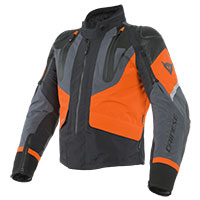 Dainese Sport Master Gore-tex® Jacket Black Orange