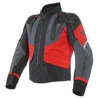 Dainese Sport Master Gore-tex® Jacket Black Red