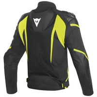 Dainese Super Rider D-dry Jacket Black Yellow
