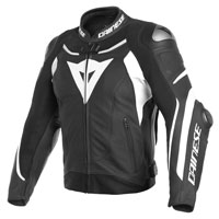 Dainese Giacca Super Speed 3 Perforated Black White