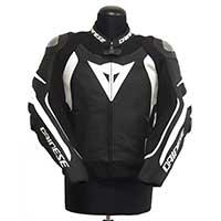 Dainese Giacca Super Speed 3 Black White