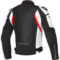 Dainese Giacca Super Speed Tex Rosso