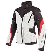 Dainese Tempest 2 D-dry Jacket Lady Black White Red