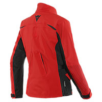 Giacca Donna Dainese Tonale D-dry Xt Rosso Donna