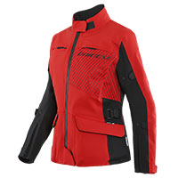 Dainese Tonale D-dry Xt Lady Jacket Red