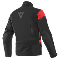 Chaqueta Dainese Tonale D-Dry XT negro rojo