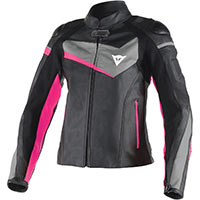 Dainese Veloster Lady Leather Donna