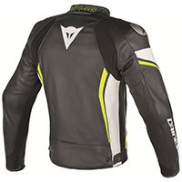 Dainese Vr46 D2 Leather Jacket - 2