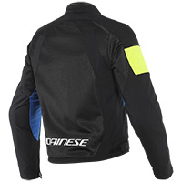 Dainese Vr46 Grid Air Jacket Black Blue Yellow