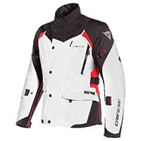 Dainese X-tourer D-dry Jacket Black White Red