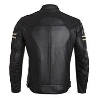 Eleveit Classic Leather Jacket Black