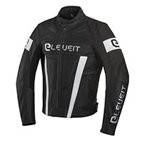 Eleveit Sp 01 Leather Jacket Black