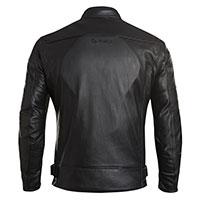 Eleveit Strade Leather Jacket Black
