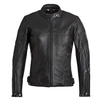 Eleveit Strade Lady Leather Jacket Black