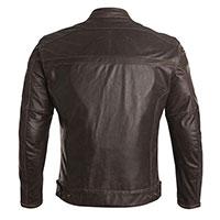 Eleveit Vintage Leather Jacket Brown