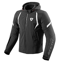 Revit Burn Jacket White