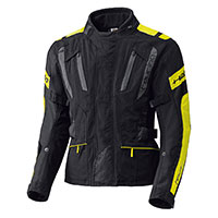 Held 4 Touring Jacket Black Fluo Yellow