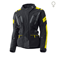 Held 4 Touring Lady Jacket Black Yellow