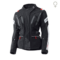 Held 4 Touring Lady Jacket Black White
