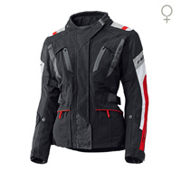 Held 4 Touring Lady Jacket Black Red