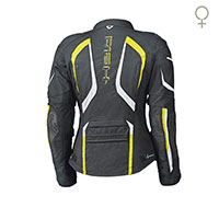 Held Luca Gore-tex® Lady Jacket Black Yellow