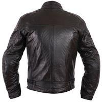 Helstons Ace Rag Leather Jacket Black