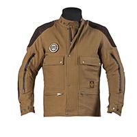 Helstons Adventure Toile Coton Jacket Kaki