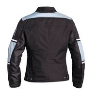 Helstons Austin Mesh Ladies Jacket Black Blue White