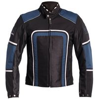 Helstons Austin Jacket Black Blue White