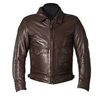 Helstons Bill Leather Jacket Brown