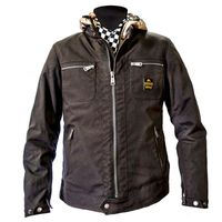 Helston Bristol Jacket Brown