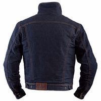 Helston Cannonball Raw Jacket Blue