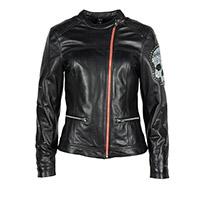 Helstons Cher Soft Lady Leather Jacket Black
