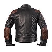 Helstons Chuck Leather Jacket Black Camel