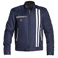 Helstons Cobra Jacket Blue White