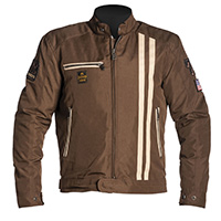 Helstons Cobra Jacket Brown Beige