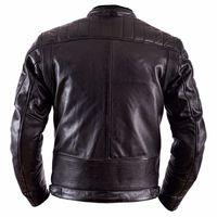 Helstons Cruiser Leather Jacket Black