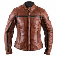 Helstons Daytona Rag Ladies Jacket Camel