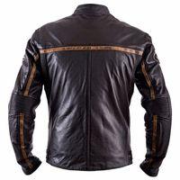 Helstons Daytona Leather Jacket Black - 2