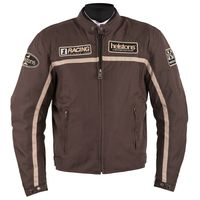 Helstons Daytona Jacket Brown Beige