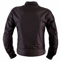 Helston District Mesh Jacket Black