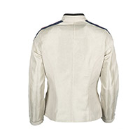 Helstons Jade Mesh Jacket Silver Lady