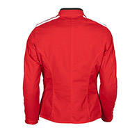 Giacca Donna Helstons Jade Tissu Rosso Donna