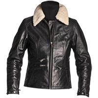 Helstons Jane Lady Leather Jacket Black