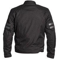 Helstons Jersey Jacket Black Grey