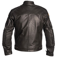 Helstons Joker Leather Jacket Camel Brown